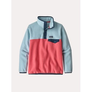 Patagonia Patagonia Lightweight Synchilla Half-Zip Sweater - Girls