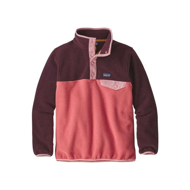 Patagonia Lightweight Synchilla Half-Zip Sweater - Girls