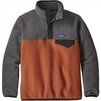 Patagonia Patagonia Lightweight Synchilla Half-Zip Sweater - Boys