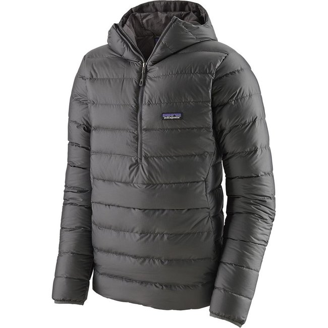 Patagonia Down Sweater Hooded Pullover Jacket - Men's