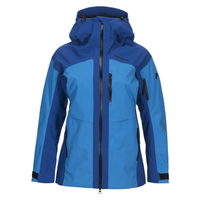 Peak Performance Gravity Shell Jacket - Women's