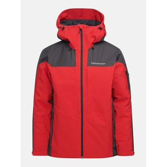 Peak Performance Peak Performance Maroon Race Jacket - Men's