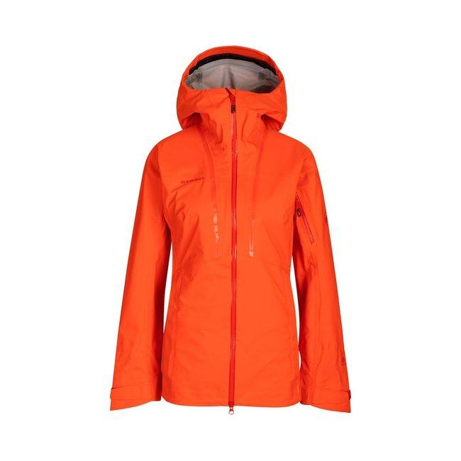 Mammut Haldigrat Shell Hooded Jacket - Women's