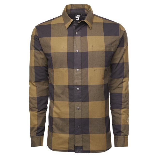 Flylow Sinclair Insulated Flannel Jacket - Men's