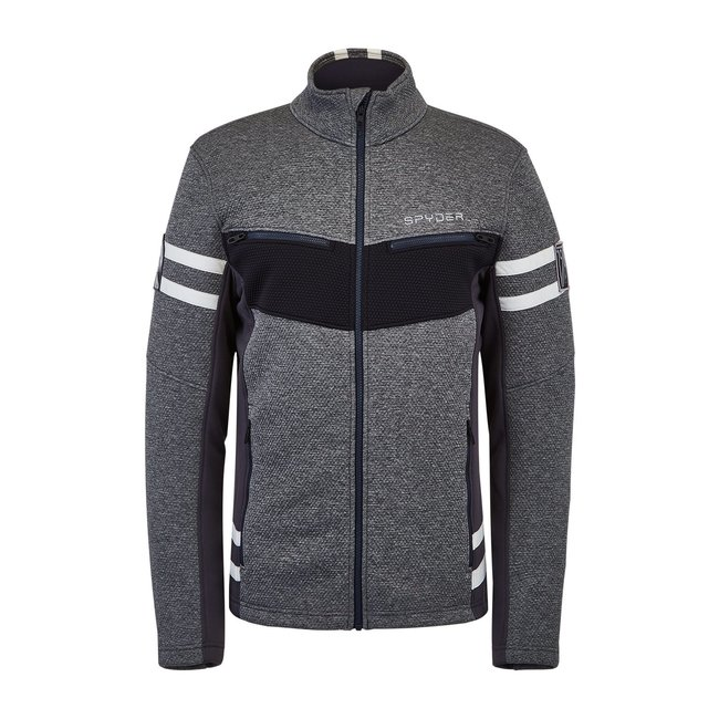 Spyder Wengen Encore Full-Zip Sweater- Men's