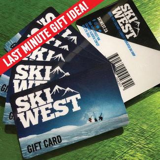 Ski West Ski West Gift Card