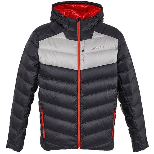 Spyder Timeless Insulator Hooded Jacket- Men's