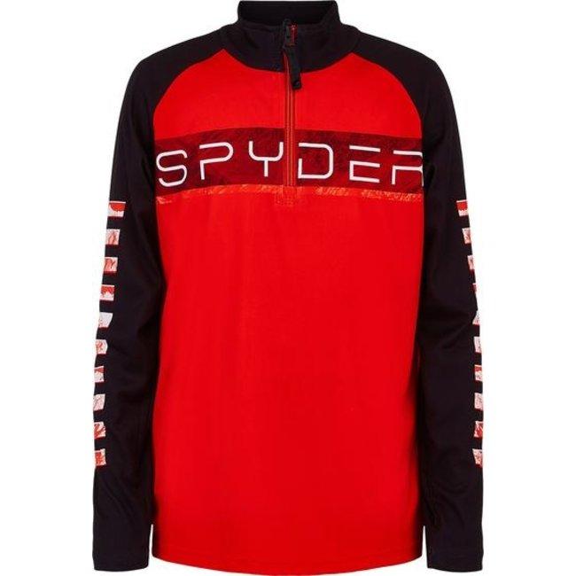 Spyder Limitless Peak Half-Zip Top - Boys