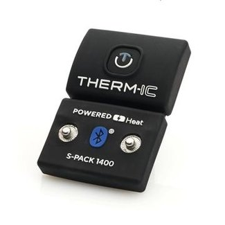 Thermic Thermic S-Pack 1400 B Powersock Batteries One Size