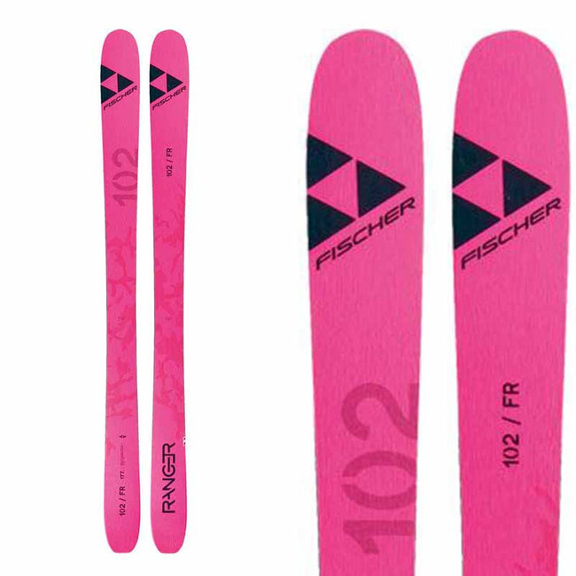 Fischer RANGER 102 FR Pink 2022