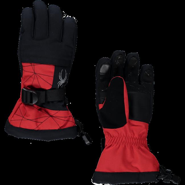 Spyder Overweb Glove - Boy's