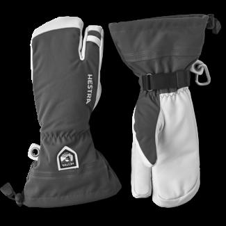 Hestra Hestra Army Leather Heli Ski 3-Finger Glove - Women