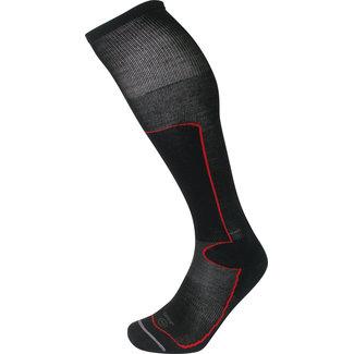 Lorpen T2 Precision Fit Ultralight Junior Ski Socks Black XS