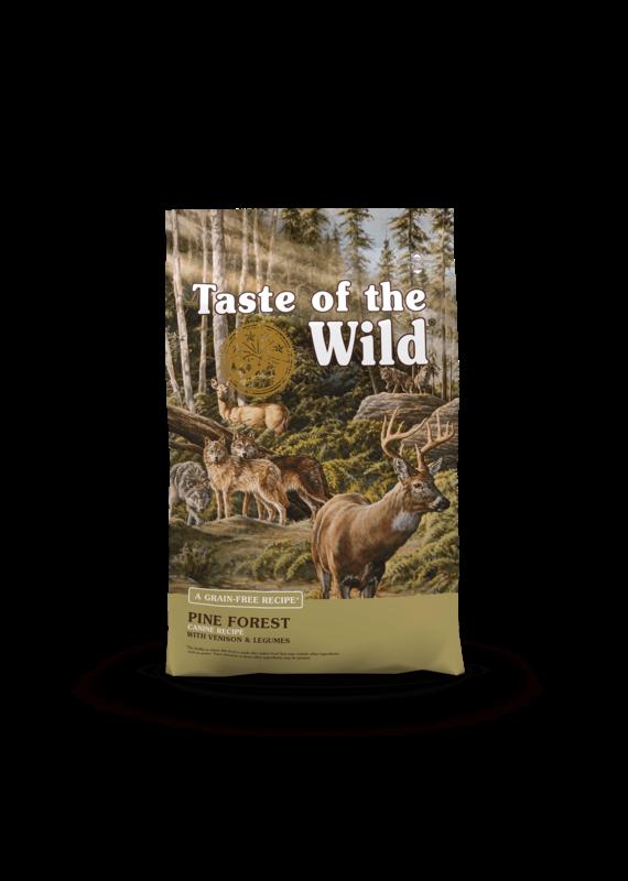 Taste of the Wild Taste of the Wild Pine Forest Recipe Dry Dog Food