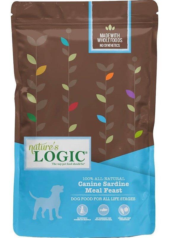 Nature's Logic Nature's Logic Canine Sardine Meal Feast Dry Dog Food