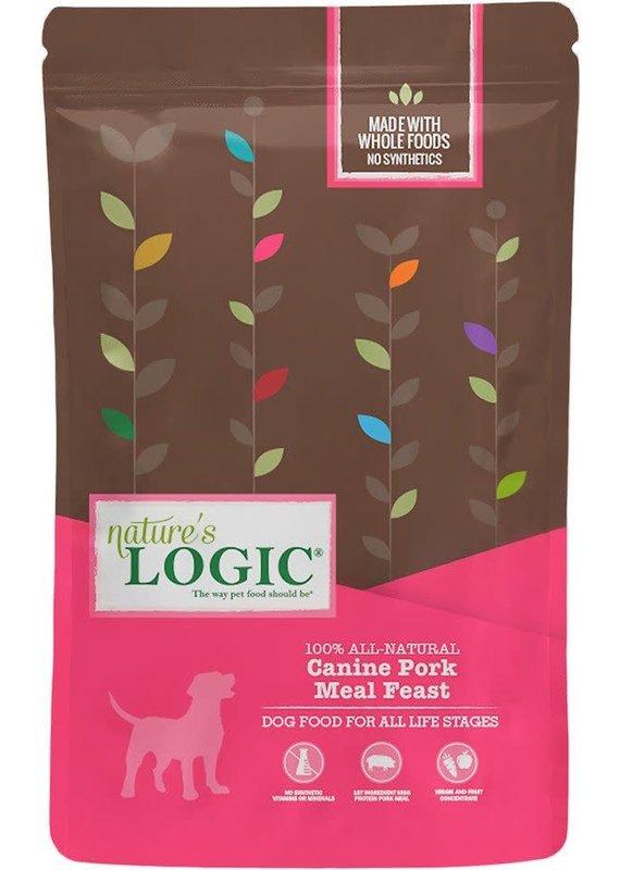 Nature's Logic Nature's Logic Canine Pork Meal Feast Dry Dog Food