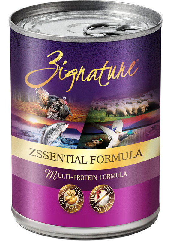 Zignature Zignature Limited Ingredient Zssential Formula Canned Wet Dog Food 13-oz