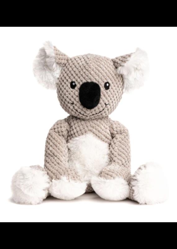 Fabdog Fabdog Floppy Koala Plush Dog Toy
