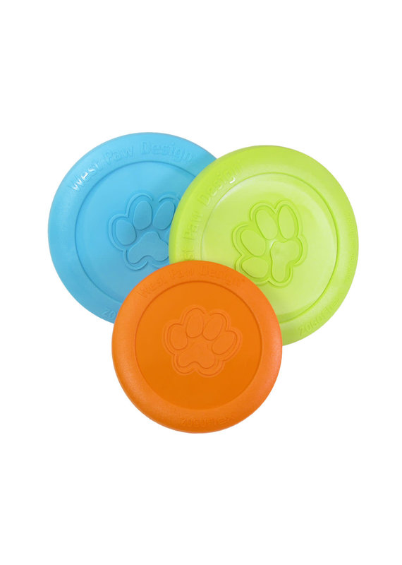 West Paw West Paw Zisc Flying Disc Dog Toy