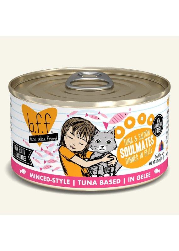 Weruva Weruva BFF Tuna & Salmon Soulmates Canned Wet Cat Food