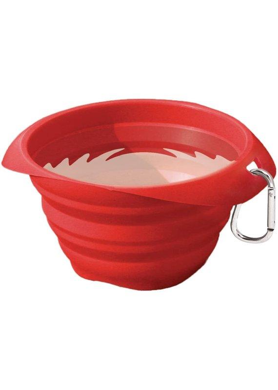 Kurgo Kurgo Collaps A Bowl Dog Collapsible Water Bowl