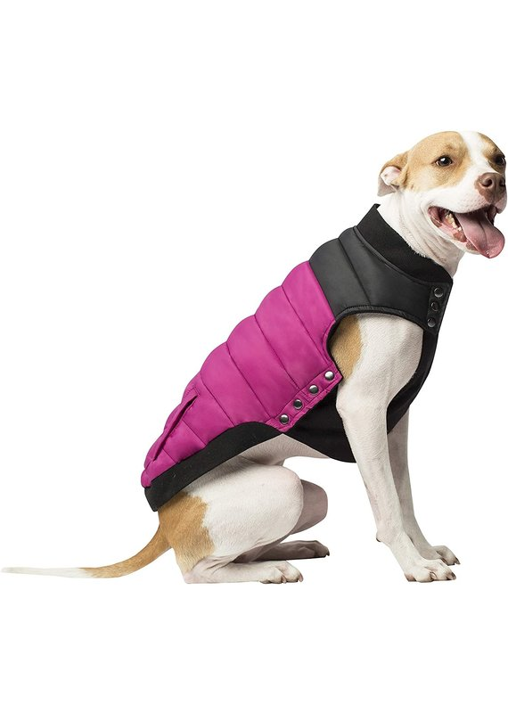 Canada Pooch Canada Pooch Plum Summit Stretch Dog Vest