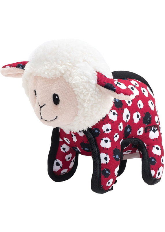 The Worthy Dog The Worthy Dog Counting Sheep Plush Dog Toy