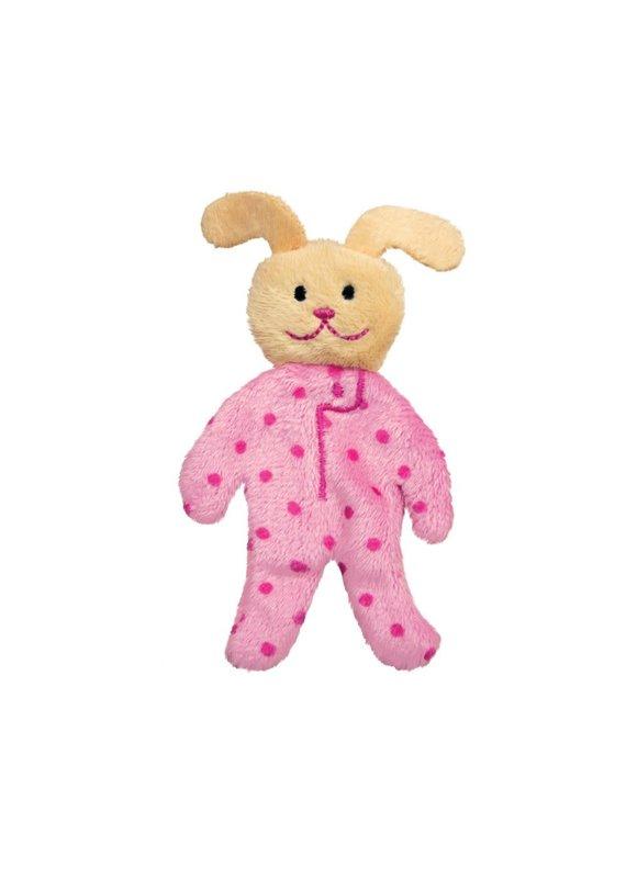 KONG Company KONG Refillables Pajama Bunny Buddy Catnip Cat Toy