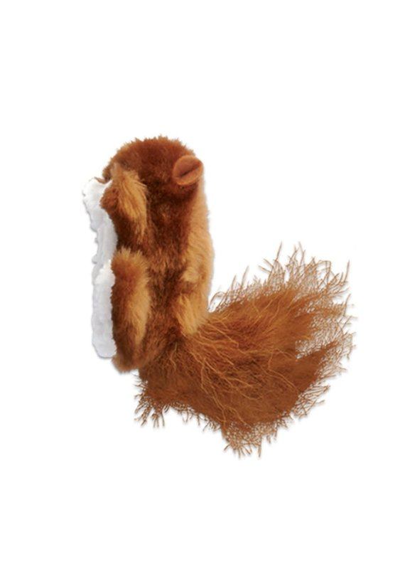 KONG Company KONG Refillables Squirrel Brown Catnip Cat Toy