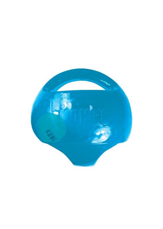 KONG Company KONG Jumbler Ball Assorted Colors Ball Dog Toy Large/X-Large
