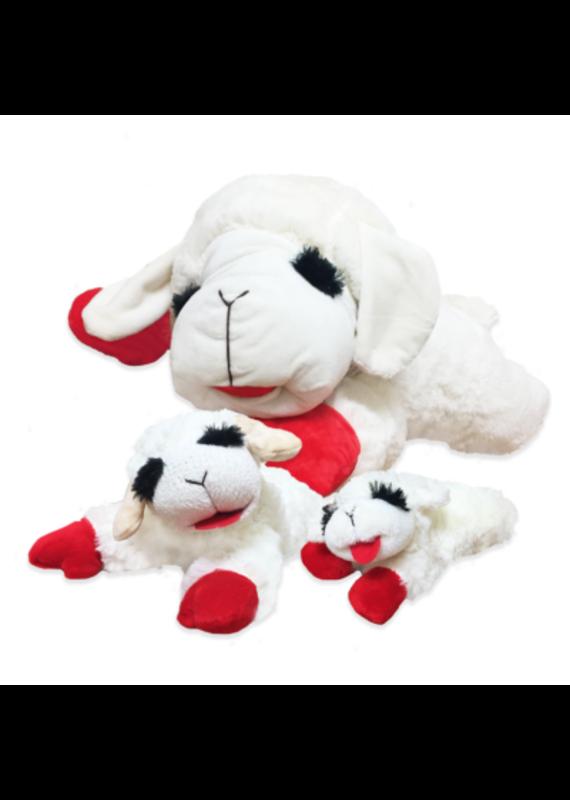 Multipet Multipet Lamb Chop Plush Dog Toy