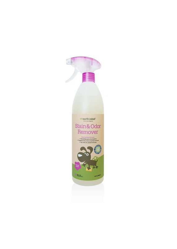 Earth Rated Earth Rated Lavender Scented Stain & Odor Remover 32-oz