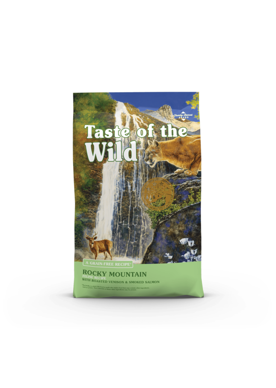 Taste of the Wild Taste of the Wild Rocky Mountain Feline Recipe Dry Cat Food