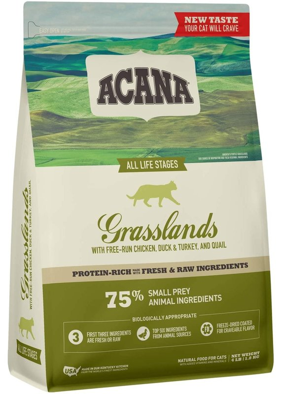 ACANA ACANA Grasslands Dry Cat Food