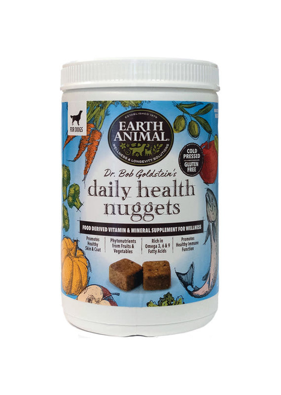 Earth Animal Earth Animal Dr. Bob Goldstein's Original Daily Health Nuggets for Dogs 1-lb 8-oz