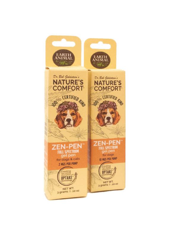 Earth Animal Earth Animal Nature's Comfort Full-Spectrum Zen-Pen for Dogs & Cats