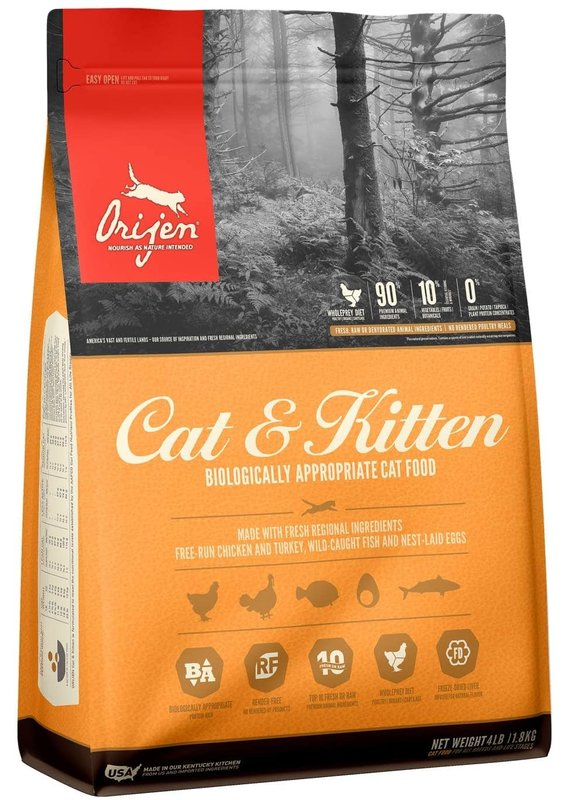 ORIJEN ORIJEN Cat & Kitten Dry Cat Food