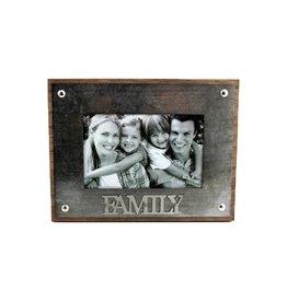 Cadre en métal « Family »