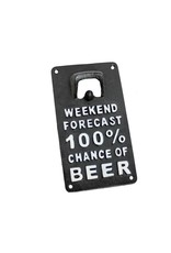 Ouvre-bouteille « Weekend Forecast »