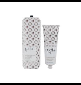 Lucia # 1: Crème pour les mains et corps au lait de chèvre et à l'huile de lin (100 ml)