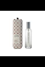 Lucia # 1: Parfum d'ambiance fleur de lin et lait de chèvre (100 ml)