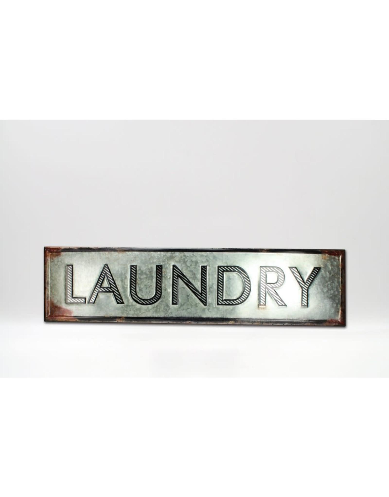 Affiche  « Laundry » 3D métal