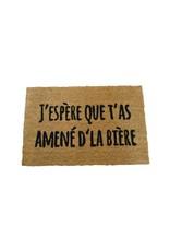 Tapis « Bière »