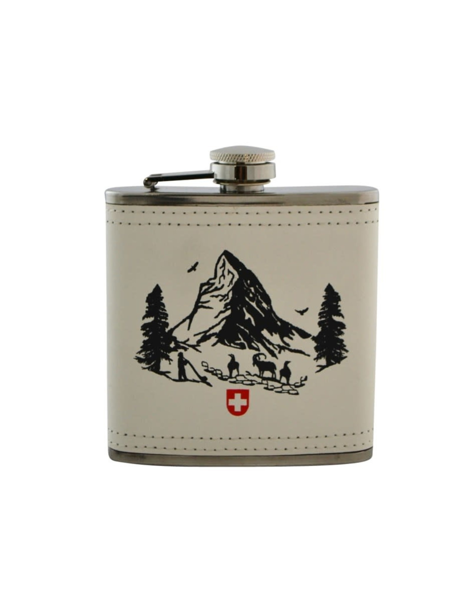 Flasque montagne  6 oz
