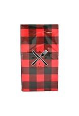 Serviettes de table - Lumberjack 10 pcs