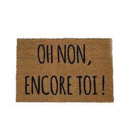 Tapis « Encore toi! »