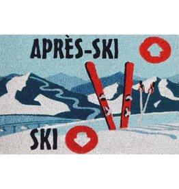 Tapis « Après-ski »