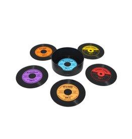 Sous-verres - Vinyles (6)