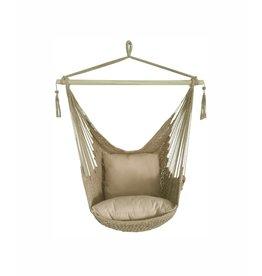 Hamac chaise 2 coussins