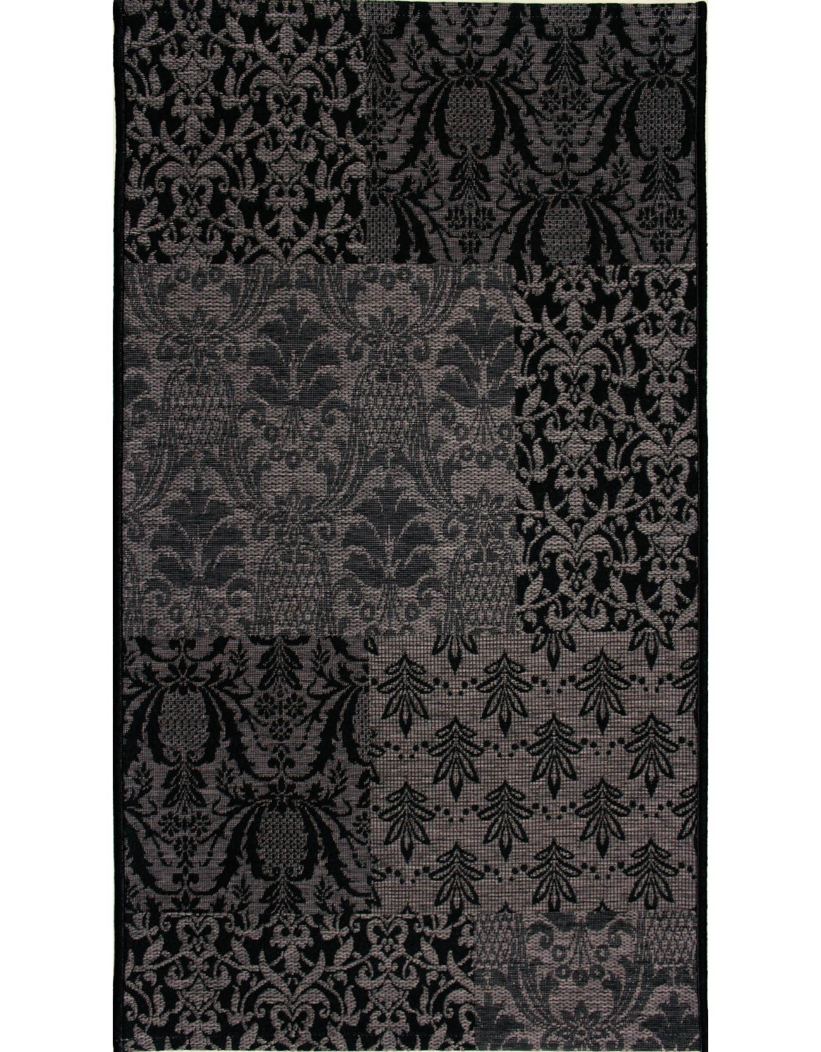 Tapis Esterno Tapestry Charcoal (4 x 6)